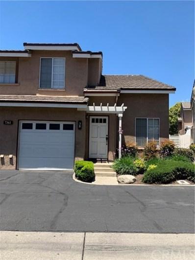 7361 Belpine Place UNIT 38, Rancho Cucamonga, CA 91730 - MLS#: EV19146591