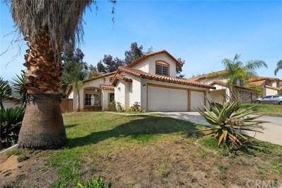 23798 Cedar Creek Terrace, Moreno Valley, CA 92557 - MLS#: EV19146659