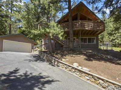 855 Bergschrund Drive, Crestline, CA 92325 - MLS#: EV19147228