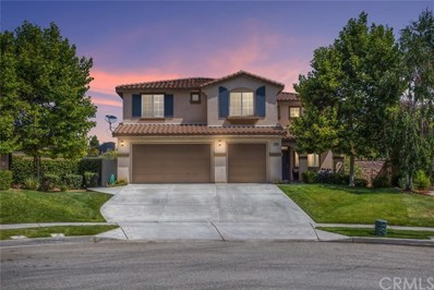 12010 Sage Court, Yucaipa, CA 92399 - MLS#: EV19147380