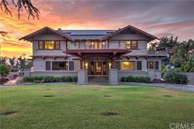 1120 W Fern Avenue, Redlands, CA 92373 - MLS#: EV19153926