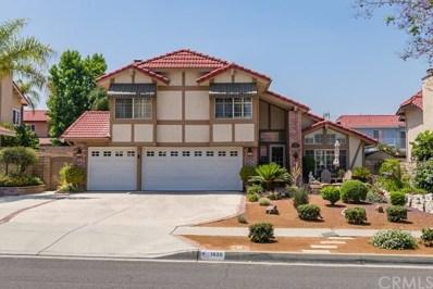 1620 Waterford Avenue, Redlands, CA 92374 - MLS#: EV19154679