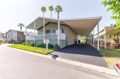 450 Judson Street UNIT 99, Redlands, CA 92374 - MLS#: EV19157201