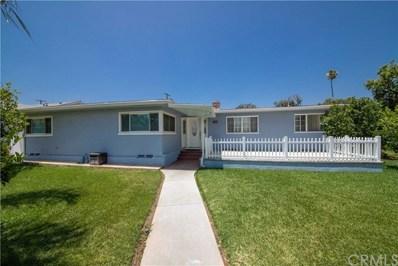 11461 Flower Street, Riverside, CA 92505 - MLS#: EV19164197