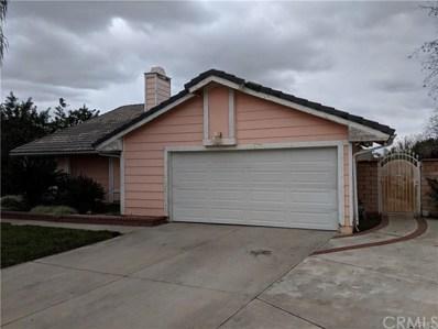 849 W Casmalia Street, Rialto, CA 92377 - MLS#: EV19165464