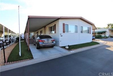 4000 Pierce Street UNIT 50, Riverside, CA 92505 - MLS#: EV19178654