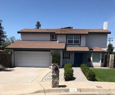 713 N Sandy Court, Redlands, CA 92373 - MLS#: EV19182145