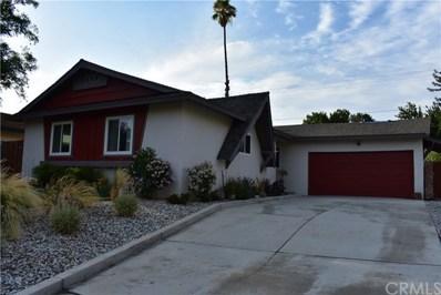 165 E Blaine Street, Riverside, CA 92507 - MLS#: EV19182557