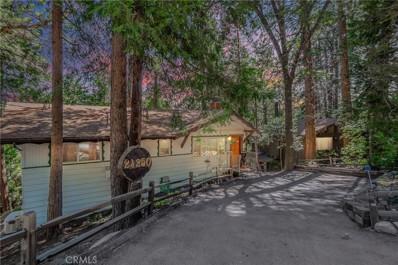 24250 Altdorf Drive, Crestline, CA 92325 - MLS#: EV19185347