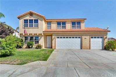 2377 Capet Street, San Jacinto, CA 92583 - MLS#: EV19201304