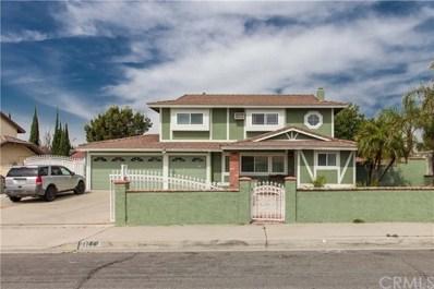 1144 N Glenwood Avenue, Rialto, CA 92376 - MLS#: EV19214313