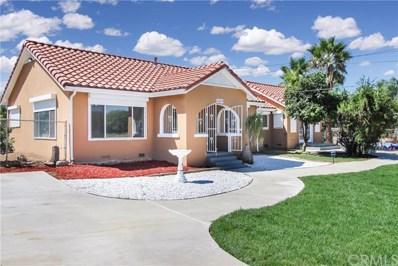 1550 Sylvan Boulevard, Redlands, CA 92374 - MLS#: EV19215425