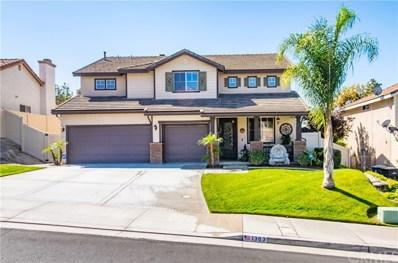 1363 Haddington Drive, Riverside, CA 92507 - MLS#: EV19218917