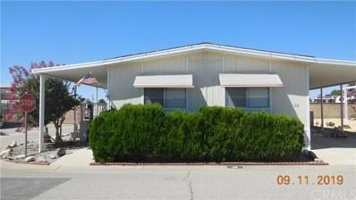 5700 W Wilson Street UNIT 68, Banning, CA 92220 - MLS#: EV19218987