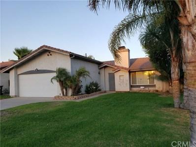 14468 Sayan Place, Moreno Valley, CA 92553 - MLS#: EV19221610