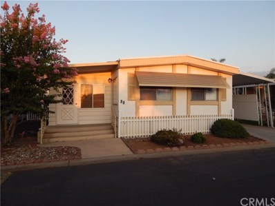 975 CALIFORNIA Street UNIT 88, Calimesa, CA 92320 - MLS#: EV19224570