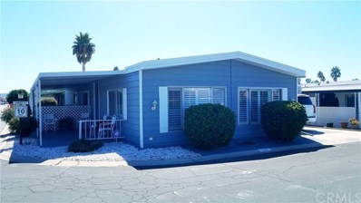 601 N Kirby Street UNIT 298, Hemet, CA 92545 - MLS#: EV19226084