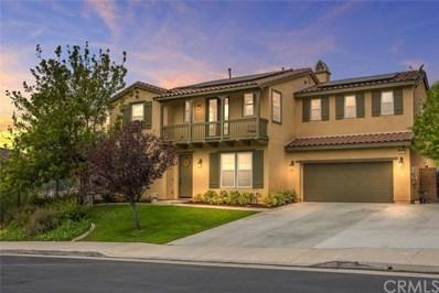 17211 Carrotwood Drive, Riverside, CA 92503 - MLS#: EV19230609