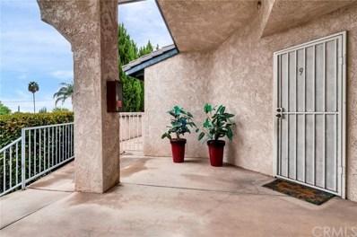 7001 Church Avenue UNIT 9, Highland, CA 92346 - MLS#: EV19230840