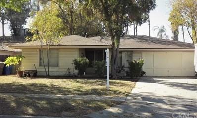 10128 Shady View Street, Riverside, CA 92503 - MLS#: EV19231356