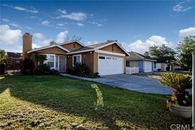 7875 Celeste Avenue, Fontana, CA 92336 - MLS#: EV19232596