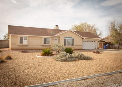 21139 Sitkan Road, Apple Valley, CA 92308 - MLS#: EV19242090
