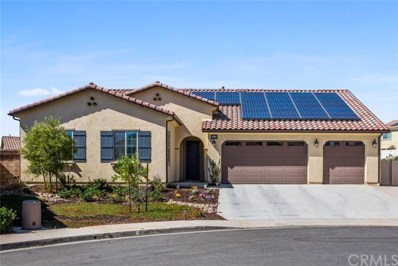 1675 Eldora Court, Beaumont, CA 92223 - MLS#: EV19242265