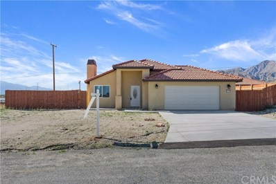 12817 Cottonwood Rd, Whitewater, CA 92282 - MLS#: EV19243983