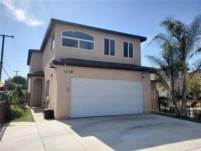 16108 E San Bernardino Road, Covina, CA 91722 - MLS#: EV19244911
