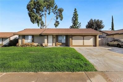 23938 Deerfern Avenue, Moreno Valley, CA 92553 - MLS#: EV19245450