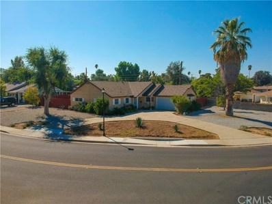 3540 Nelson Street, Riverside, CA 92506 - MLS#: EV19247194