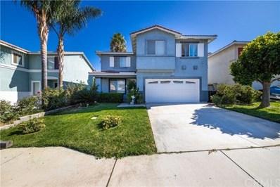 11683 Blue Jay Lane, Fontana, CA 92337 - MLS#: EV19253668