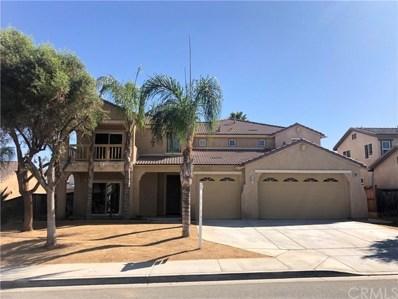 495 Sparrow Lane, San Jacinto, CA 92582 - MLS#: EV19264066
