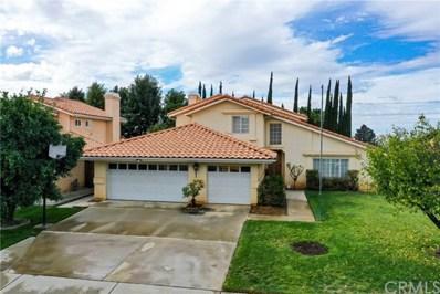 13018 Monterey Drive, Yucaipa, CA 92399 - MLS#: EV19265579