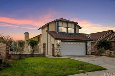 14489 Oak Knoll Court, Fontana, CA 92337 - MLS#: EV19268729