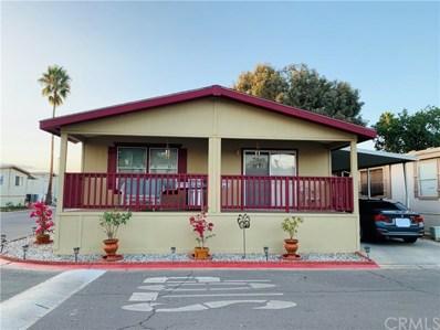 350 E San Jacinto Avenue UNIT 54, Perris, CA 92571 - MLS#: EV19270587