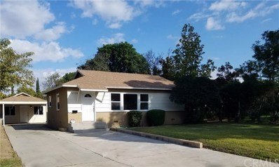 3729 Washington Street, Riverside, CA 92504 - MLS#: EV19271401
