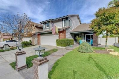 1721 Chisholm Trail Circle, Corona, CA 92882 - MLS#: EV19273319