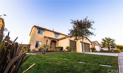 36522 Straightaway Drive, Beaumont, CA 92223 - MLS#: EV19273767