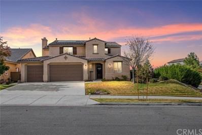 11716 Silver Hawk Drive, Yucaipa, CA 92399 - MLS#: EV19275755