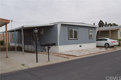 17400 Valley Boulevard UNIT 92, Fontana, CA 92335 - MLS#: EV19276199