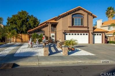 23838 Cockatiel Drive, Moreno Valley, CA 92557 - MLS#: EV19280503