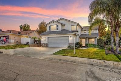 33569 Brushy Hollow Drive, Yucaipa, CA 92399 - MLS#: EV19284511