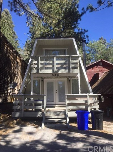 33236 Wild Cherry Drive, Green Valley Lake, CA 92341 - MLS#: EV19287370