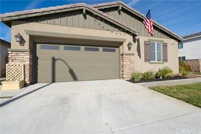 29108 Shipwright Drive, Menifee, CA 92585 - MLS#: EV20002166