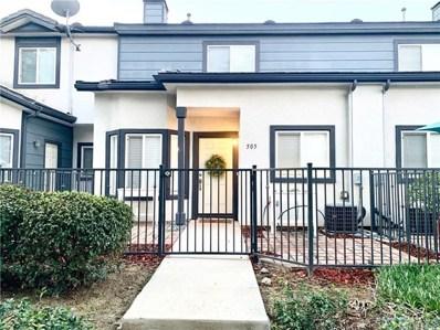 1555 Orange Avenue UNIT 505, Redlands, CA 92373 - MLS#: EV20006647
