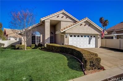 5813 Brookside Drive, Banning, CA 92220 - MLS#: EV20007816