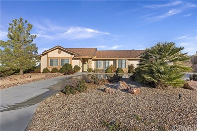 13663 Havasu Road, Apple Valley, CA 92308 - MLS#: EV20007914