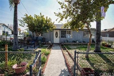 14763 Iris Drive, Fontana, CA 92335 - MLS#: EV20009837