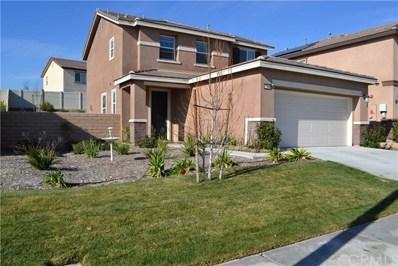17696 Comfrey Drive, San Bernardino, CA 92407 - MLS#: EV20010023